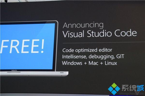 全新的Visual Studio Code