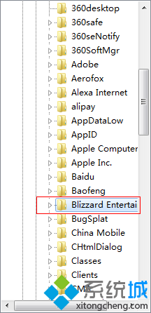点击Blizzard Entertainment