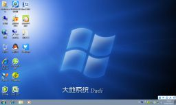 大地DADI GHOST WIN7 64位万能装机版v2015.05