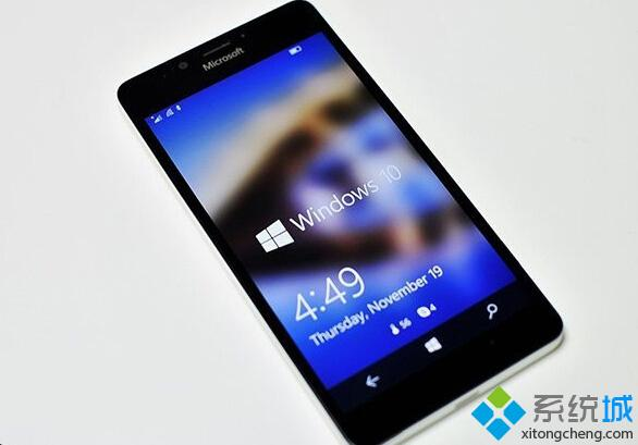 Win10 mobile正式版