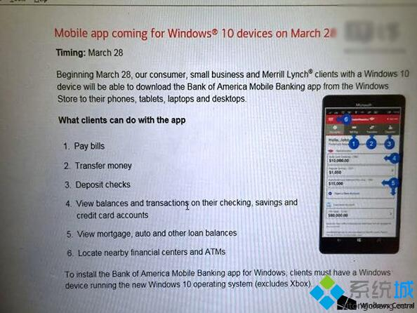 可以适配Windows10 PC和Win10 Mobile系统