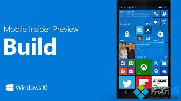 Win10 Mobile Build 14322