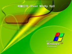 电脑公司ghost xp sp3极速珍藏版v2020.06