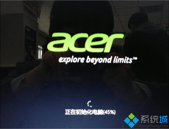 Acer Recovery Management恢复出厂设置方法7